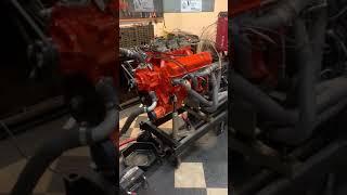 Big block mopar tri-power Dyno