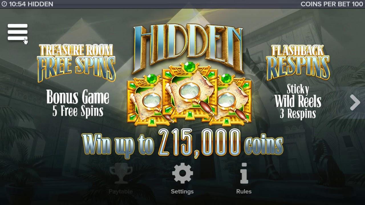 Ставок hidden скрытый игровой автомат