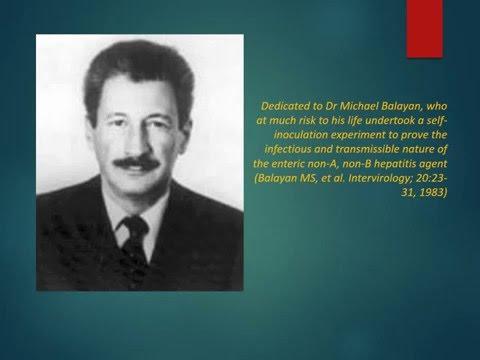 Hepatitis E Standard Of Treatment - Robert Gish, MD