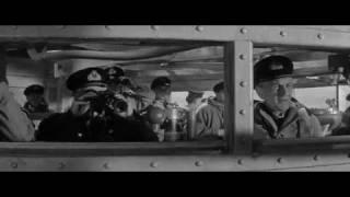 Hundid el Bismarck! (1960) - Batalla del estrecho de Dinamarca