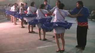 "Comparsa Juchani ""Independencia de Bolivia"" 2013"