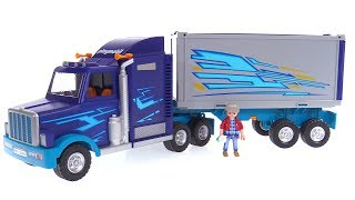 Playmobil Big Rig review! 9314 (corrected)
