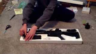 A review and Unboxing of a Dboys Dull metal M4! Find it here: ...