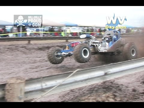 Outlaw Class #2 Awesome Acres Mud Bog Carroll OH July 27 2014