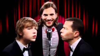 Two and a Half Men: New Intro trailer season 9 / staffel 9 - Ashton Kutcher