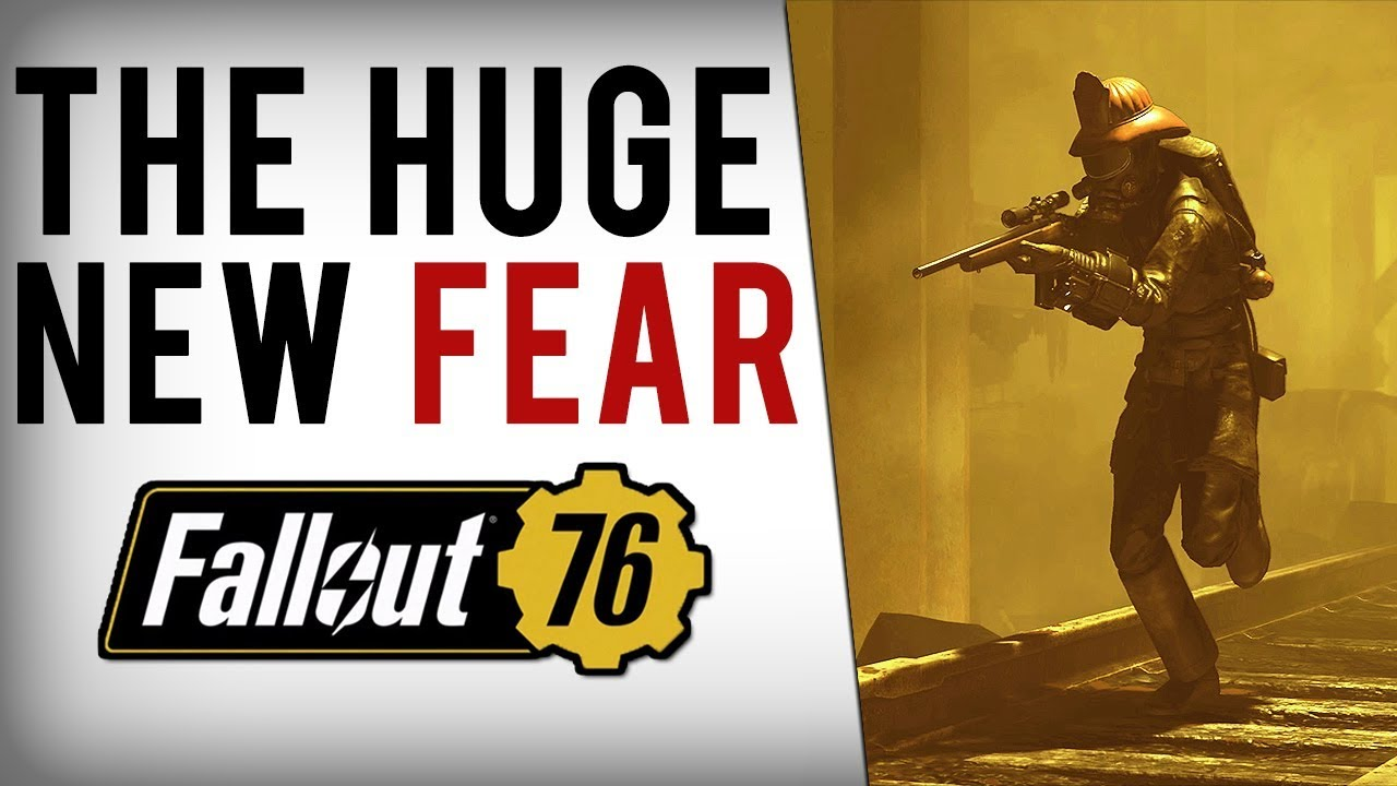 Download The Huge FEAR With Fallout 76 & Future of Bethesda Game Studios...