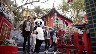 בואו לגלות את הונג קונג עם כל המשפחה