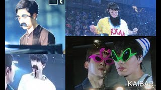 180701 EXO Funny Moment at Fanmeet Japan D3