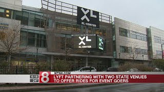 The ride-sharing company Lyft has announced it is partnering with t...