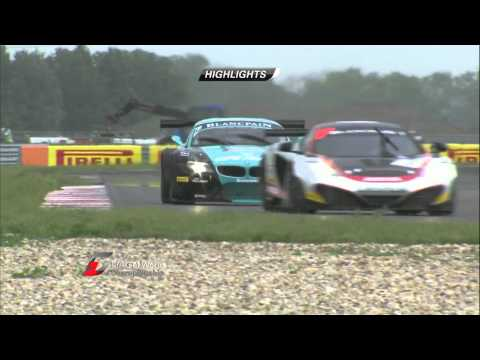 GT1 Slovakia Ring - Qualifying Race Short Highlights
