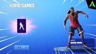 CUM SA PRIMESTI EMOTE-UL *FREE* BOOGIE DOWN IN FORTNITE..