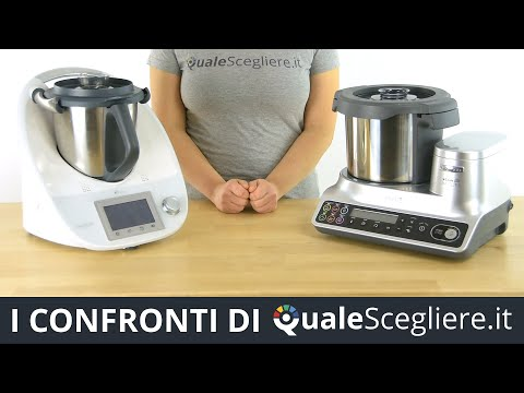 Confronto Kenwood kCook Multi Smart vs Vorwerk Bimby TM5 | QualeScegliere.it