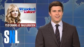 Weekend Update on Donald Trump's Inauguration - SNL
