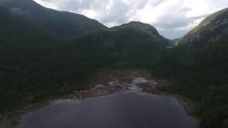 Lake Colden, Adirondacks in 4K | DJI Phantom 4
