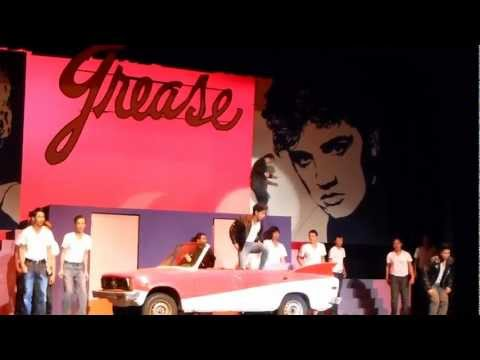 Greased Lightning - Michael Segura (Buena Park High School Performing Arts)