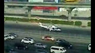 Dubai Ambulance Chopper