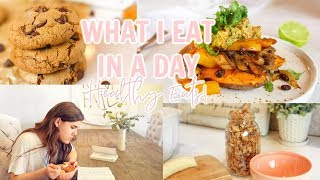 What I Eat in A Day | Healthy Full Day of Eating Plant Based