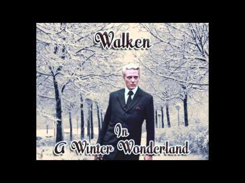 Walken In A Winter Wonderland