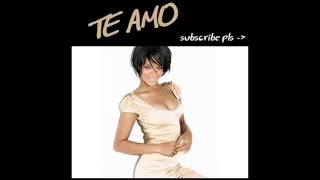 Rihanna - Te Amo (Official Music Video HQ)