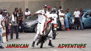 STUNTER 13 - 13VIDBLOG - JAMAICAN ADVENTURE