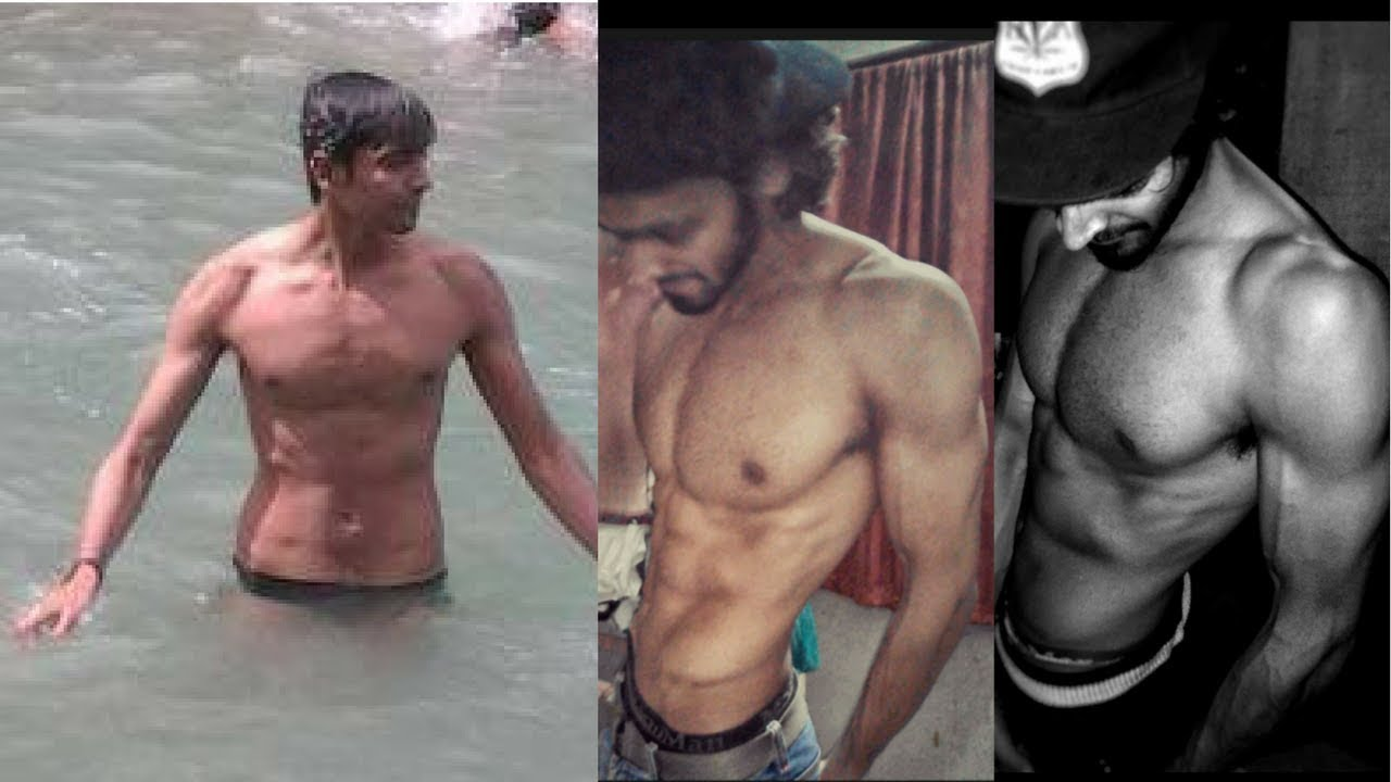 Incredible 1 Year Body Transformation Aesthetic Sushant 20-21