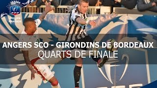 Video Gol Pertandingan Angers SCO vs Bordeaux
