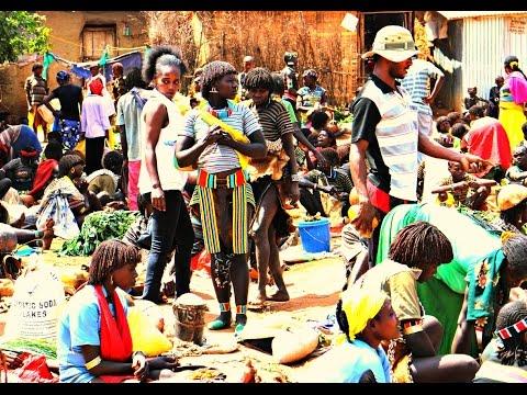 Key Afer Market, Southern Ethiopia