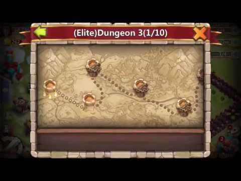 Elite Dungeons IOS Castle Clash