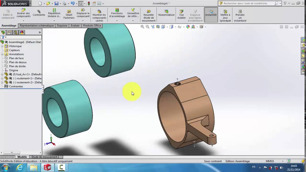 assemblages solidworks