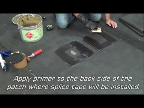 RubberGard™ EPDM Large Hole Repair