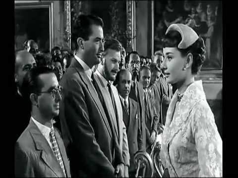 1953, Roman Holiday