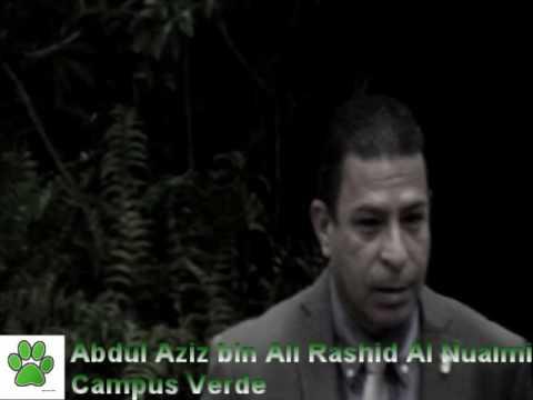Conferencia del Jeque Verde: Rashid Al Nuaimi