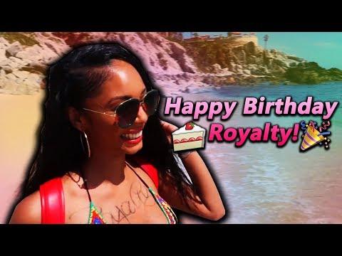 Happy Birthday Royalty!