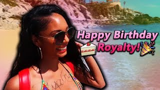 Happy Birthday Royalty!