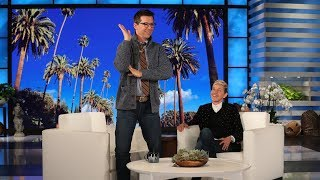 How Sean Hayes Saved Himself from Embarrassment in Front of His 'Will & Grace' Castmates