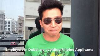 Buhay sa Dubai TV Morning Show || Dubai Employers are avoiding Filipino Job Applicants