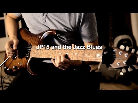 Music Man JP15 and the Jazz Blues