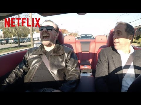 Comedians in Cars Getting Coffee: New 2019: Freshly Brewed   Ricky Gervais Clip   Netflix