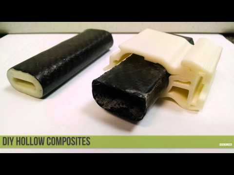 3D Printing - Hollow Composites