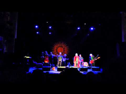 "June Tabor & Oysterband - ""White Rabbit"" live at Buxton Ope"