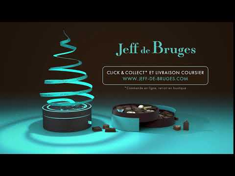 Vidéo Billboards Jeff de Bruges Noël - Gling Glang Production- Voix Off: Marilyn HERAUD