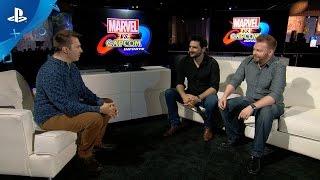 Marvel vs. Capcom: Infinite - PlayStation Experience 2016: Livecast Coverage | PS4