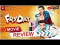 Fryday Movie Review | Govinda, Varun Sharma, Abhishek Dogra | Divya Solgama | Talking Point
