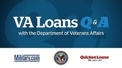 How Does Entitlement Work? | Quicken Loans and the Department of VA
