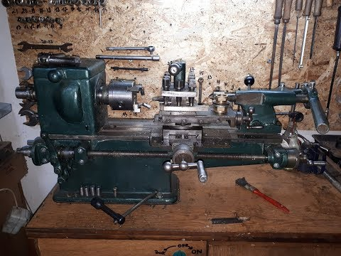 Strung de banc - Mini Lathe - DIY parts made on lathe