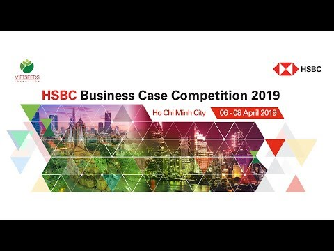 [Livestream] - HSBC Business Case Competition 2019