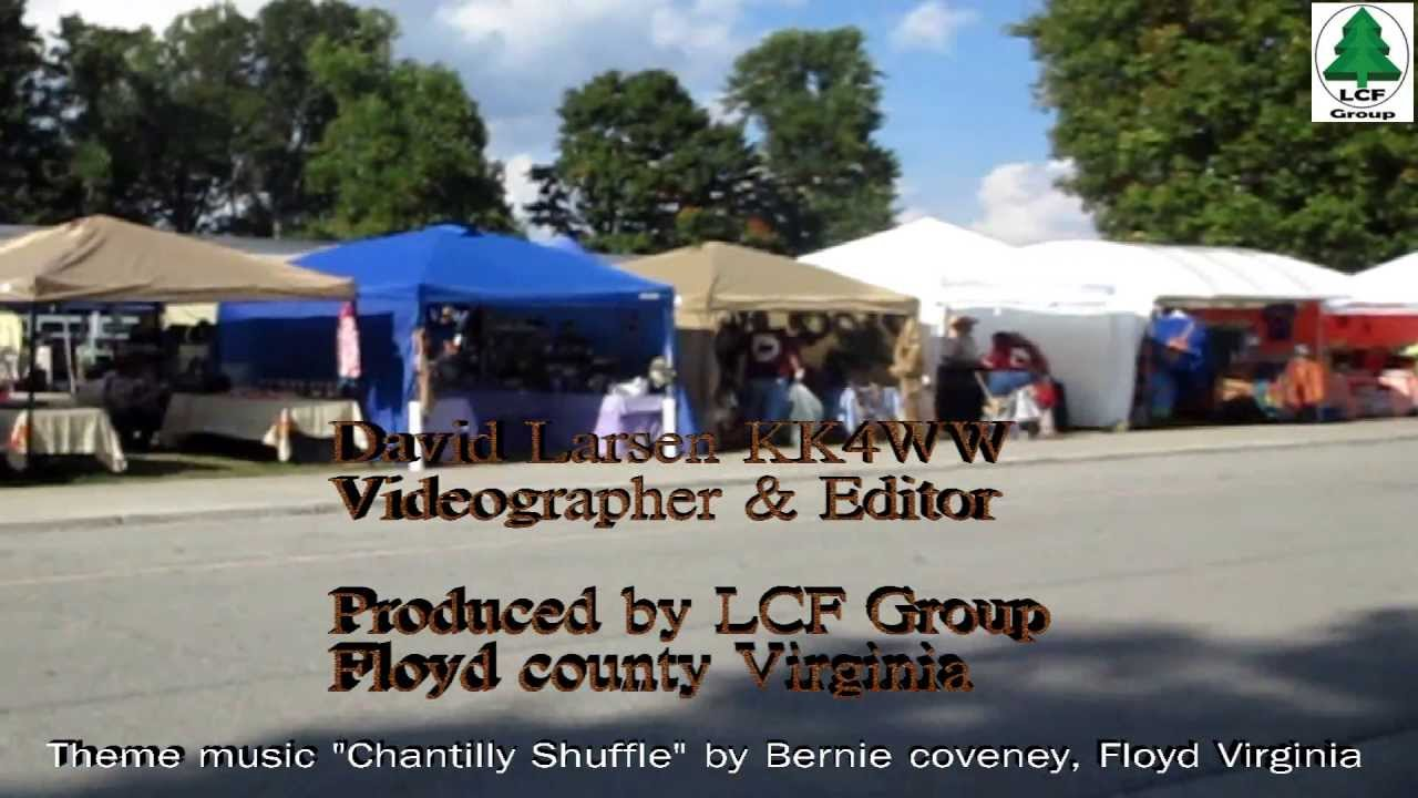 Arts craft festival youtube for Floyd county arts and crafts festival