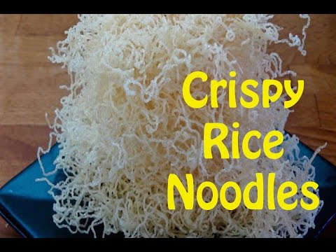 Best way to cook thick rice noodles without sticking