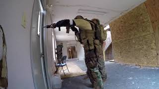 Ground Zero Airsoft | Operation Red Dawn | Krtyac CRB | G&P M4