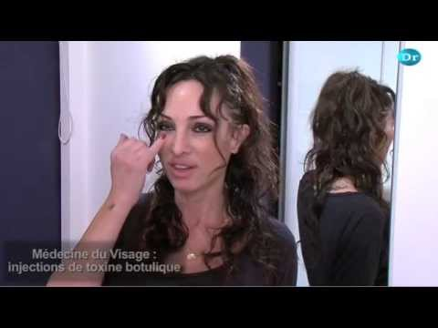 injections de botox par le dr mamlouk chirurgien esth tique paris youtube. Black Bedroom Furniture Sets. Home Design Ideas